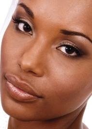 How to Choose the Best Eyeliner - Ebony Skinned with Black Eyeliner