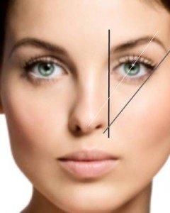 Shaping Eyebrows - Simple points for shaping eyebrows