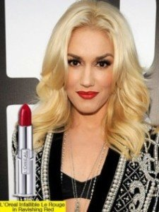 How to Wear Red Lipstick - Gwen Stefani