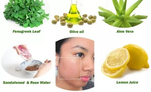 How to heal acne scars overnight